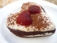 Chocolate & Vanilla Cream Tart