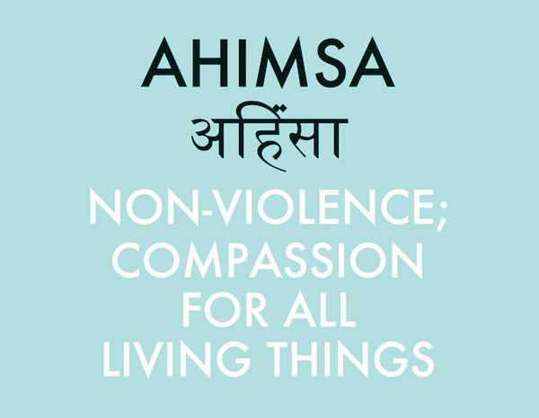 Ahimsa (1)