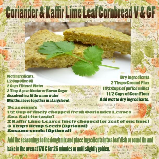 coriander and kaffir cornbread copy