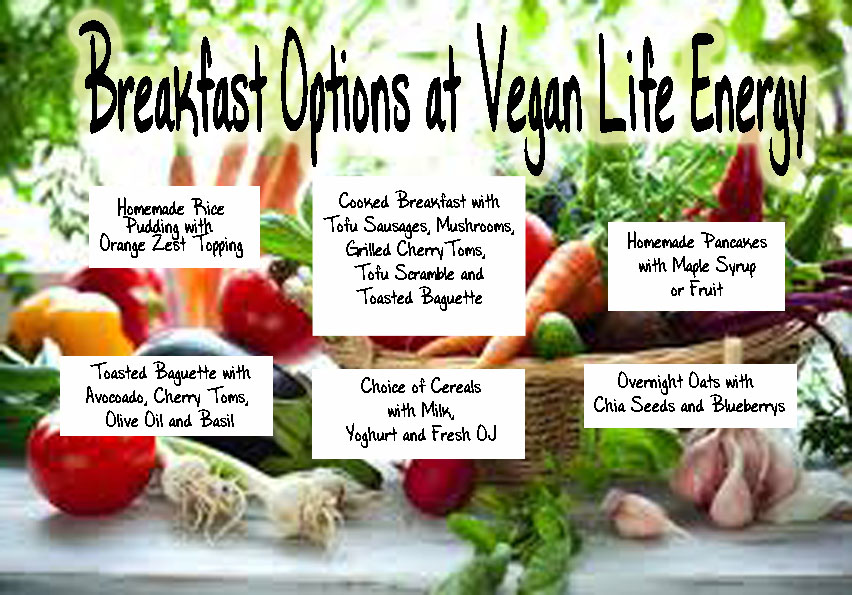 breakfast menu vle